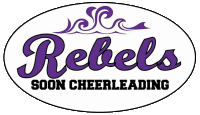 Soon Cheerleading Rebels