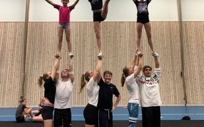 Interessert i cheerleading?