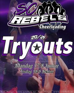 SC Rebels Tryout season 20/21